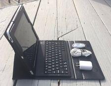Apple iPad 1st Generation 32GB, Wi-Fi, 9.7in - Black w/ Case-Keyboard Bundle
