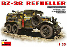 MiniArt 1/35 BZ-38 Refueller WWII Soviet Red Army Truck #35145 FREE Shipping