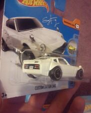 "HOT WHEELS 2017 ""Custom DATSUN 240z Scheda breve"
