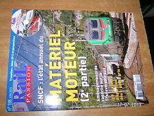 ¨^ Rail Passion n°188 + DVD Cabine TGV Paris Est au Luxembourg  Sagrera