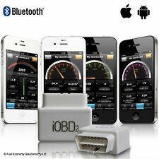 Xtool Auto IOBD2 OBD2 Scanner Bluetooth Scan Tool Code Reader For Android & IOS