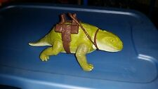 Vintage Star Wars 1979 Kenner Patrol Dewback Lizard - broken reigns