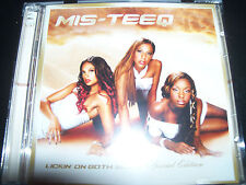 Mis-teeq Lickin On Both Sides Rare (Australia) 2 CD With Remixes Disc – Like New