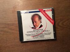 Beethoven - Sinfonie 9 [CD Album] DENON Japan INBAL