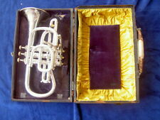 "Conn ""The Wonder"" C/B - Flat/A Cornet"