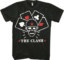 The Clash-Straight To Hell-X-Large Black T-shirt