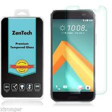 ZenTech® Tempered Glass Screen Protector Guard Shield Armor Cover For HTC 10