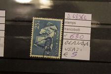 STAMPS FRANCOBOLLI OLANDA USATI N. 630 (A68964)