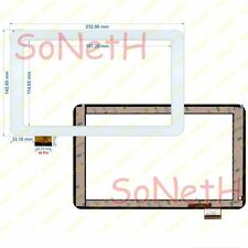 """Vetro Touch screen Digitizer 9,0"""" RP-302A-9.0-FPC-02 Bianco"""