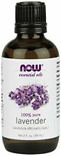 Now Foods Lavender Oil, Essential Oils, 2 fl oz (59 ml, 100% Pure)