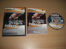 FLIGHTSIM COMMANDER Pc Add-On Fight Simulator Sim X & 2004 FS2004  FSX