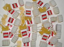 LEGO LOGO 25 SERIES MINIFIGURE PLASTIC DISPLAY HANGER PIECES USED TO HANG BAGS