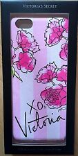 VICTORIA'S SECRET iPhone 6 6S Case XO Victoria Floral Flower Print New in BOX