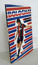 Bosio,BOLOGNA 1988[storia calcio,F.C.Football Club,serie A