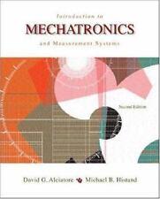 Introduction to Mechatronics & Measurement Systems, David G. Alciatore, Michael