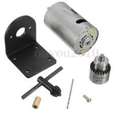 12-24V Mini Perceuse électrique Moteur Forage Mèche Diamètre DIY 555 Motor Outil