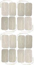 Large Adhesive Electrode Pads Set of 16 Tens Electrode Pads Reusable
