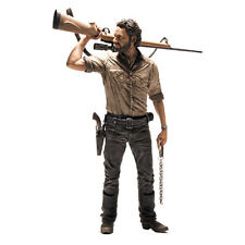 The Walking Dead TV Series Rick Grimes 10-Inch Deluxe Action Figure *NEW*