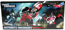 Hasbro Transformers Henkei Asia Ex. Autobots Warriors Ratchet Kup Perceptor US