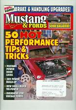 1999 Mustang & Fords Magazine: 50 hot performance Tips and Tricks