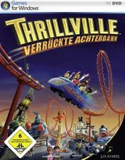 Thrillville folle montagnes russes allemand Coaster youlin