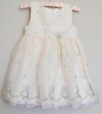 American Princess Ivory Special Occasion Dress Girls Size 24 Months