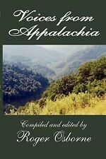 Voices from Appalachia by Roger Osborne (2002, Paperback)