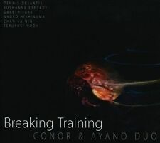 Conor And Ayano Duo-Breaking Training CD NEW