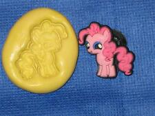 My Little Pony Push Mold Food Safe Silicone #830 Cake Fondant Candy Gumpaste