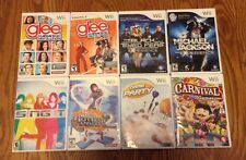 Lot of 8 Wii Games Bundle 31A (Nintendo Wii) VG 7 of 8 Complete - ALL TESTED