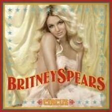 "BRITNEY SPEARS ""CIRCUS"" CD+DVD DELUXE EDITION NEW"