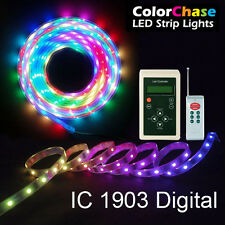 65ft 20M RGB LED magic dream 133 changes IC chip flexible party strip light