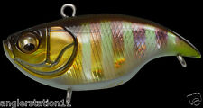 Megabass Vibration-X Micro Rattle Fishing Lure 52mm 3/8oz - GG Gill