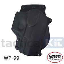 New Fobus Walther P99 Paddle Holster UK Seller WP-99 Full Size & Compact