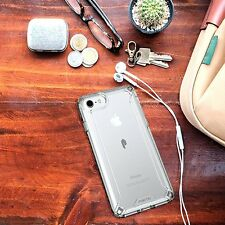POETIC Affinity Series Premium Thin Bumper Case for Apple iPhone 7 Clear