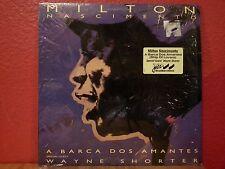 Milton Nascimento: A Barca Dos Amantes (Brazilian POP guitar, strongVG LP)