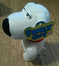 """Family Guy 8"""" """"Tall Brian il cane etichettato Personaggio Peluche Giocattolo morbido"""