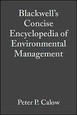 Blackwell's Concise Encyclopedia of Environmental Management-ExLibrary
