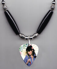 Katy Perry Photo Guitar Pick Necklace #9