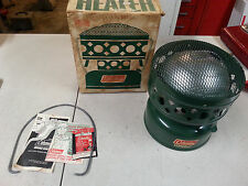 VINTAGE COLEMAN 3500 BTU CATALYTIC HEATER MODEL 512A700, In Box