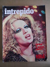 INTREPIDO n°28 1973 Mina Guido Vincenzi Giovanni Battaglin   [G491]