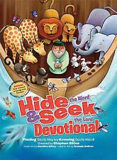 Hide Seek Devotional Hb  BOOK NEW