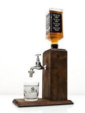 New - Handmade Wooden Alcohol Dispenser / Whiskey dispenser / Liquor dispenser