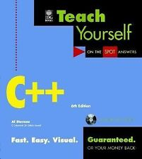 Teach Yourself C++: On The Spot Answers (with CD-ROM)