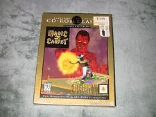 Magic Carpet 2: The Netherworlds CD-ROM Classics: Gold Edition BRAND NEW, SEALED