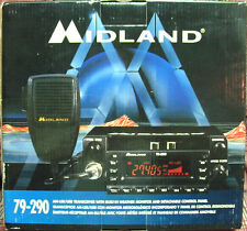 NOS - BRAND NEW * Midland 79-290 40 Channel AM/SSB CB Radio