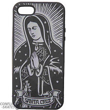 "SANTA CRUZ ""Guadalupe"" Phone Cover BLACK iPhone 5 / 5s Skateboard Jason Jessee"
