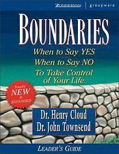 Boundaries Leader's Guide