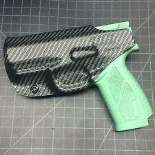 Bersa Bp9cc concealment holster iwb kydex (carbon fiber)