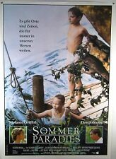 Sommerparadies PARADISE Don Johnson, Elijah Wood - Filmplakat DIN A1 (gerollt)